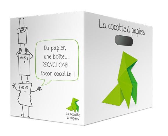 Cocotte A Papier